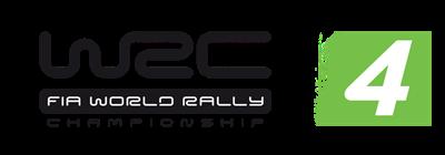 WRC 4: FIA World Rally Championship - Clear Logo