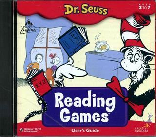 Dr. Seuss Reading Games