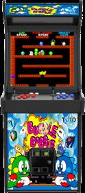Bubble Bobble - Arcade - Cabinet