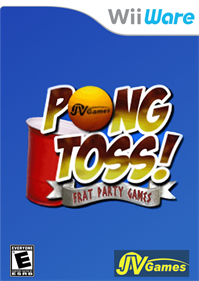 Pong Toss: Frat Party Games