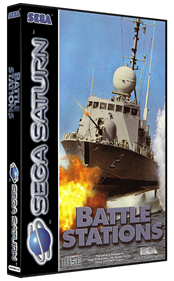 Battle Stations - Box - 3D