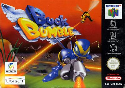 Buck Bumble - Box - Front