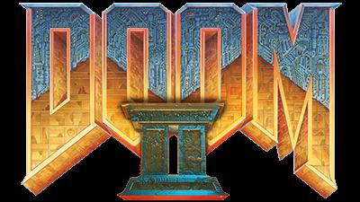 Doom II - Clear Logo