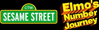Elmo's Number Journey - Clear Logo