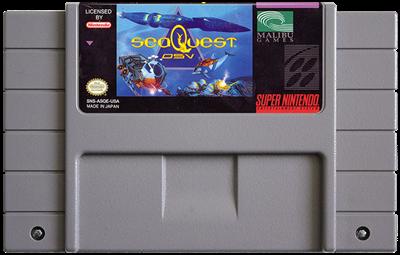 SeaQuest DSV - Fanart - Cart - Front
