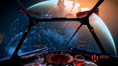 Elite Dangerous Arena - Screenshot - Gameplay