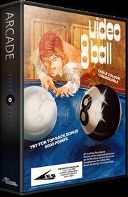 Video Eight Ball - Box - 3D