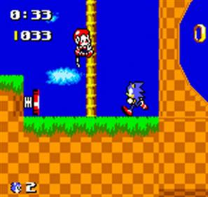 Sonic the Hedgehog Pocket Adventure - Screenshot - Gameplay