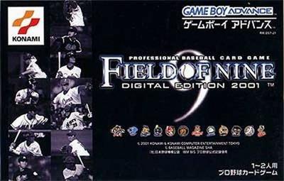 Field of Nine: Digital Edition 2001