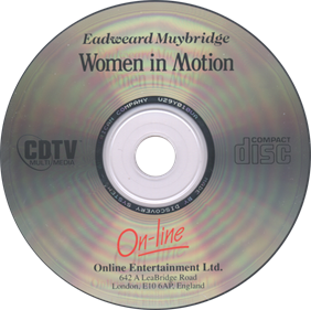 Women in Motion - Disc