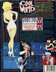 Cool World - Box - Back