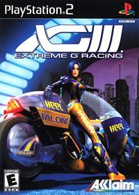 XGIII: Extreme G Racing