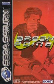 Break Point Tennis - Box - Front