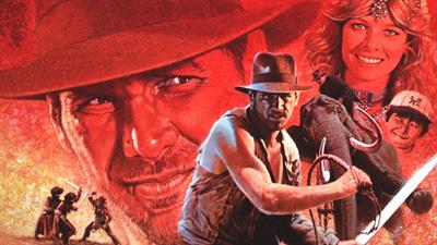 Indiana Jones' Greatest Adventures - Fanart - Background