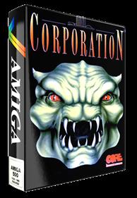 Corporation - Box - 3D