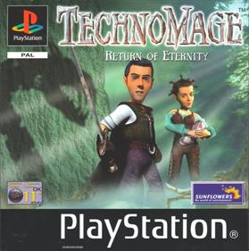 Technomage: Return of Eternity