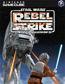 Star Wars Rogue Squadron III: Rebel Strike - Fanart - Box - Front