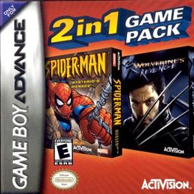 2 in 1 Game Pack: Spider-Man: Mysterio's Menace / X2: Wolverine's Revenge