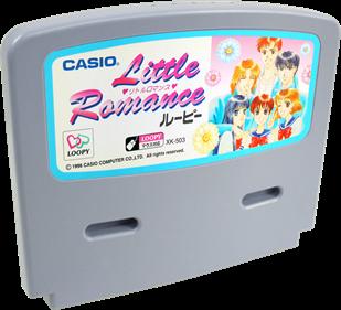Ritoru Romansu - Cart - 3D