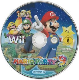 Mario Party 9 - Disc