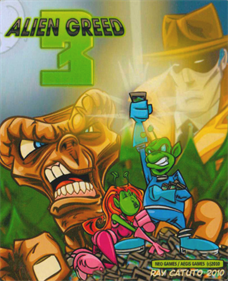 Alien Greed 3
