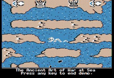 The Ancient Art of War at Sea - Screenshot - Gameplay