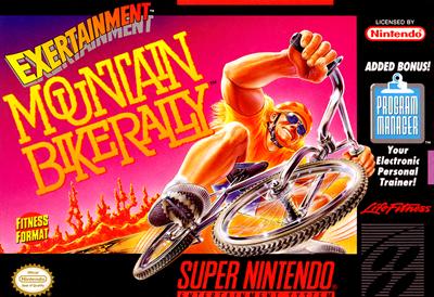 Exertainment Mountain Bike Rally