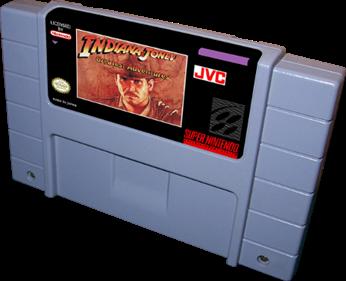 Indiana Jones' Greatest Adventures - Cart - 3D