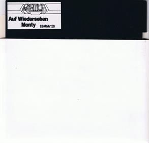 Auf Wiedersehen Monty - Disc