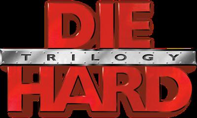 Die Hard Trilogy - Clear Logo