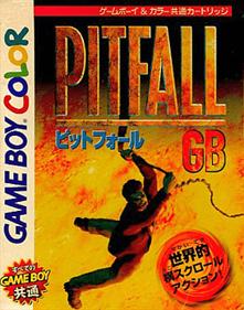 Pitfall: Beyond the Jungle - Box - Front
