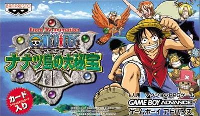 From TV animation: One Piece: Nanatsu Shima no Daihihou