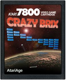 Crazy Brix - Cart - Front