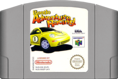 Beetle Adventure Racing! - Cart - Front