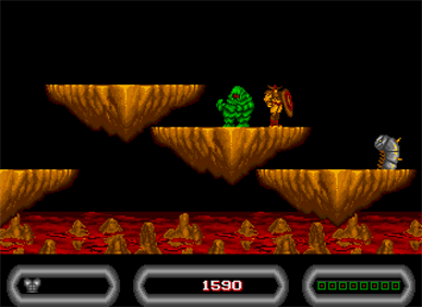 Caverns of Palle - Screenshot - Gameplay