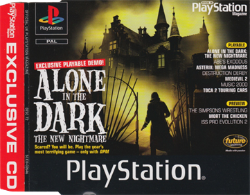Official UK PlayStation Magazine: Demo Disc 72