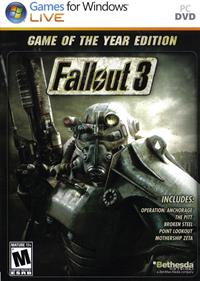 Fallout 3 - Box - Front