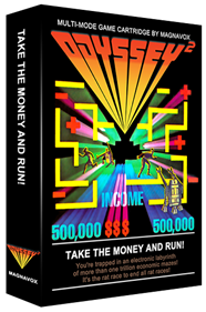 Take the Money and Run - Box - 3D
