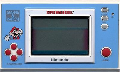 Super Mario Bros. - Cart - Front