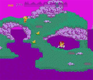 Mystic Marathon - Screenshot - Gameplay