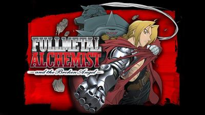 Fullmetal Alchemist and the Broken Angel - Fanart - Background