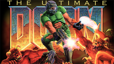 The Ultimate DOOM - Fanart - Background