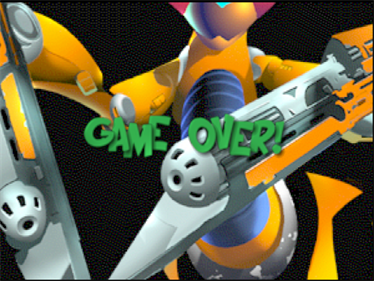 Buck Bumble - Screenshot - Game Over