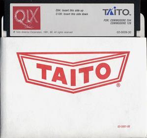 Qix - Disc