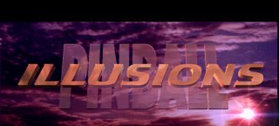Pinball Illusions - Screenshot - Game Title