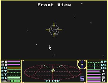 Elite - Screenshot - Gameplay