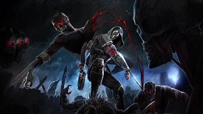 WRATH: Aeon of Ruin - Fanart - Background