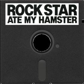 Rock Star Ate My Hamster - Fanart - Disc