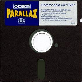Parallax (Ocean Software) - Disc
