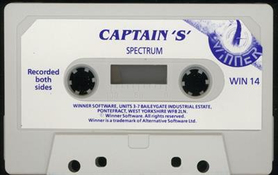 Capitán Sevilla - Cart - Front